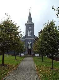 evang. Bergkirche Masserberg