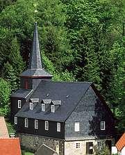 St. Wolfgang Kirche Heubach