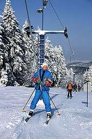 Skilift Heubach