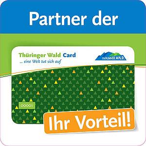 Partner der Thüringer Wald Card