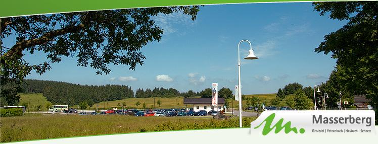 Parken in Masserberg