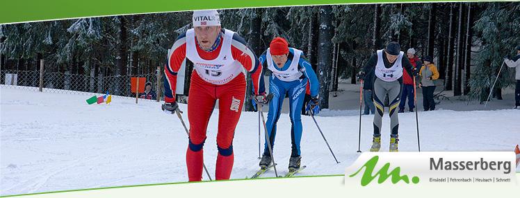 Silvester Skilanglauf