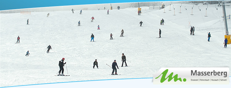 Skiarea Heubach mit Kinderlernland