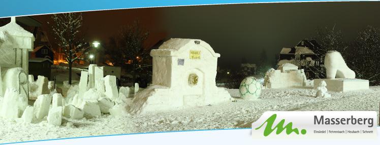 Masserberg - MDR Wintermärchen 2015