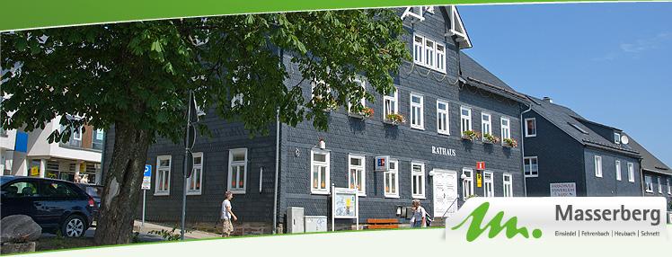 Rathaus Masserberg