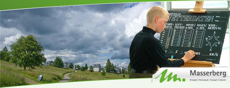 Wetter und Webcams in Masserberg