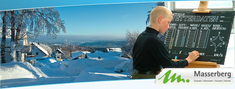 Webcams und Winterwetter